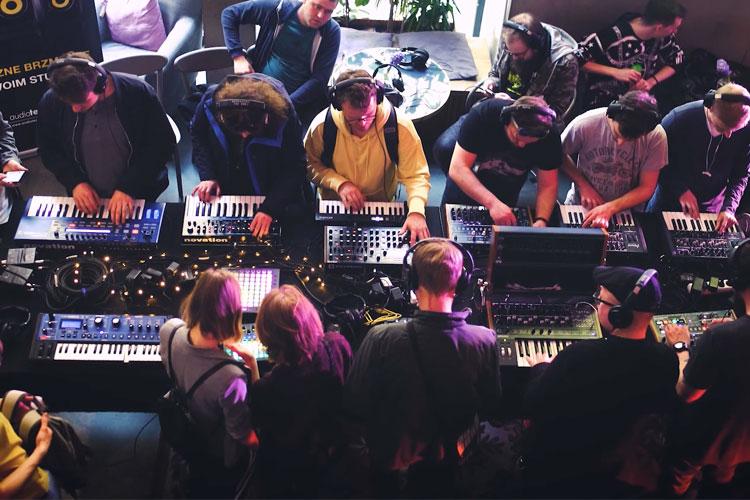 warsztaty produkcji muzyki